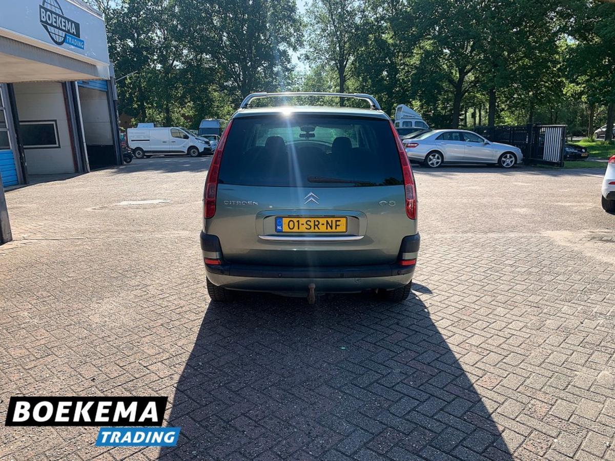 Citroën C8 full